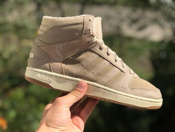Adidas демісезонні зимові кросівки 41р