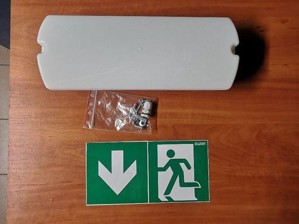 Lampa Oprawa awaryjna HELIOS LED HL 1,2W/B/1/SE/AT/OP AWEX