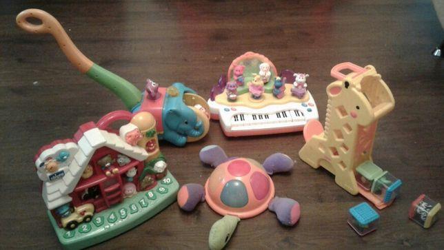 Іграшки Интерактивные игрушки 0+