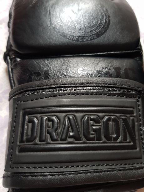 DRAGON krótkie rękawice