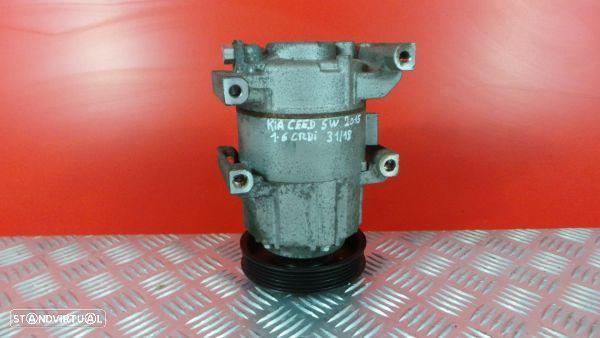 Compressor Do Ar Condicionado Kia Ceed Sportswagon (Jd)