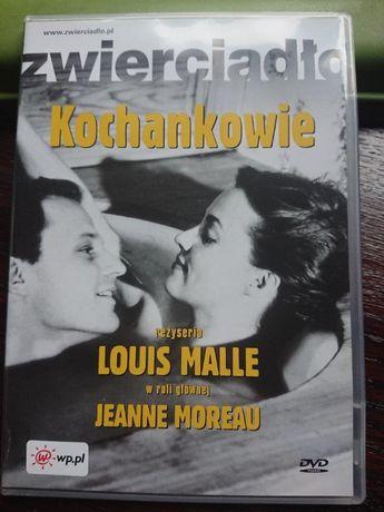 Jeanne Moreau w filmie KOCHANKOWIE na dvd