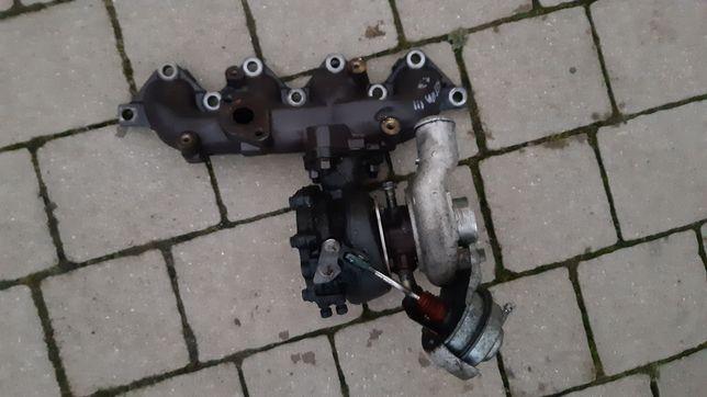 Turbosprężarka turbo opel astra combo corsa 1.7 cdti