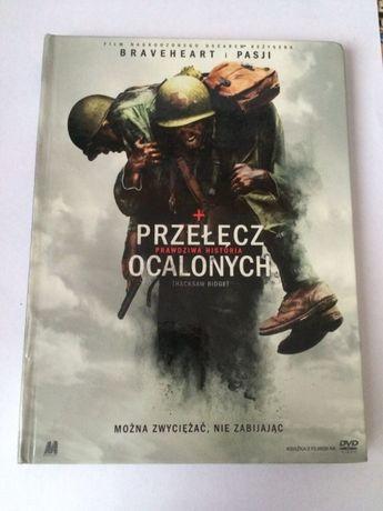 """SPRZEDAM film """"Przełęcz Ocalonych-Hacksaw Ridge"""" Odtworzona raz!"""