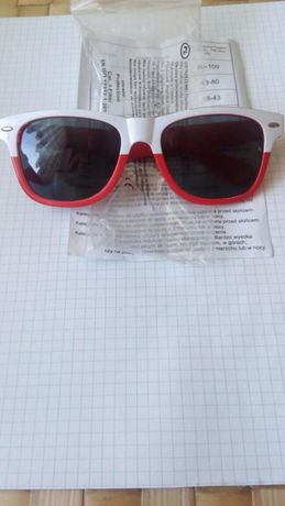 Okulary uv przeciwsłoneczne.