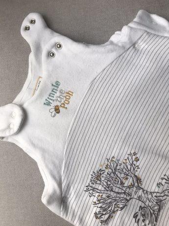 Śpiworek niemowlęcy jesienno zimowy Kubuś Puchatek