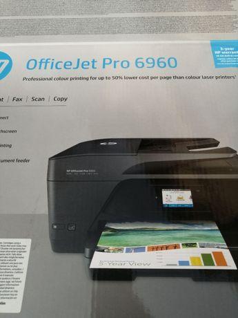 HP OfficeJet Pro 6960 Wi-Fi (J7K33A)