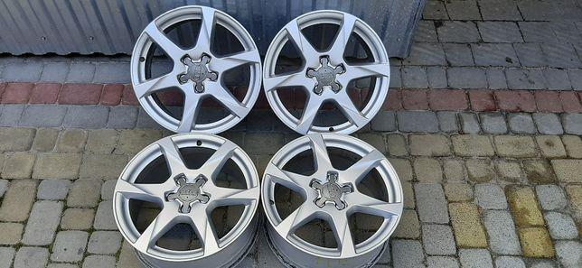 Диски Audi R17 5x112 7.5J ET45 A4 A6 A5 Skoda Seat VW Passat Mercedes