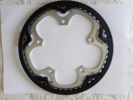 Prato pedaleiro Brompton 50T com protecção