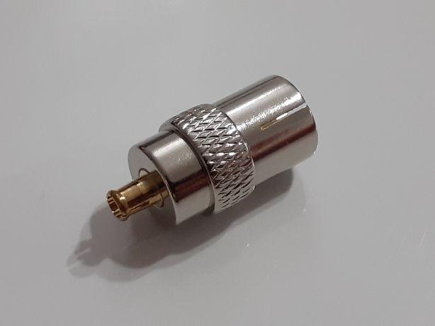 Przejściówka - Adapter - MCX-IEC do Tunerów DVB-T / GPS
