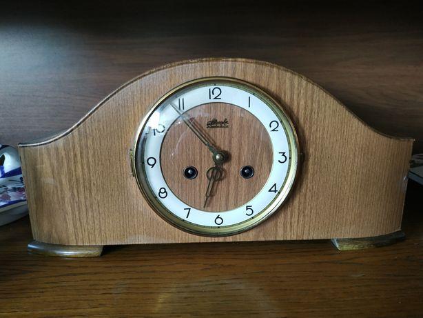 Oryginalny zegar kominkowy Hermle Schwebeanker