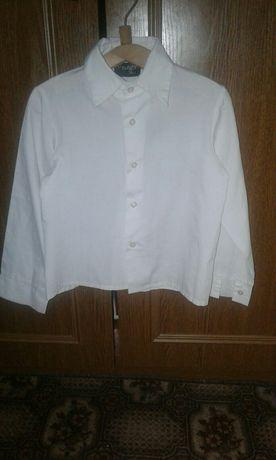 Бесплатно) Рубашка в школу, 1 класс. Детская одежда )  Детские вещи )