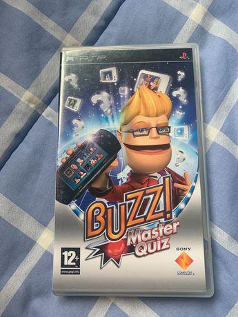 Jogo para PSP - buzz master quiz