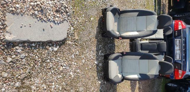 Wnętrze Środek Rdesign Fotel Kierowcy Pasażer Fotele Volvo s40/V50