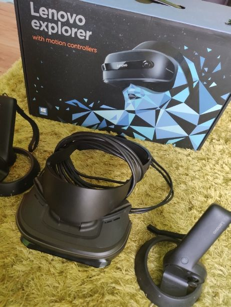 Zestaw VR Lenovo Exploler