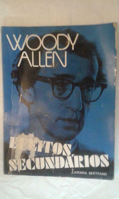 Woody Allen - Efeitos Secundários - Livraria Bertrand