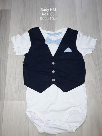 Ubranka dla chłopca HM (86)