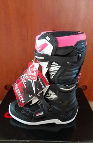 Alpinestars buty damskie motocross enduro Stella Fox thor nowe