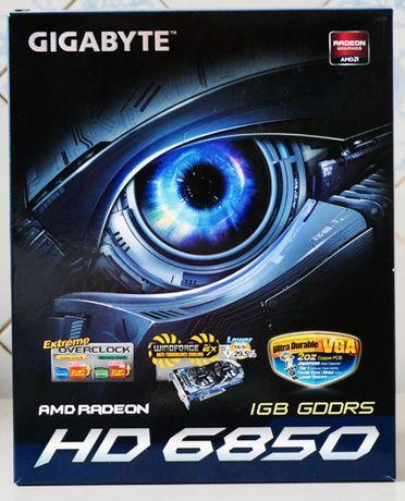 Видеокарта Gigabyte Radeon HD 6850