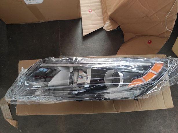 Фары Kia Optima 2014 2015 фара бампер решетка