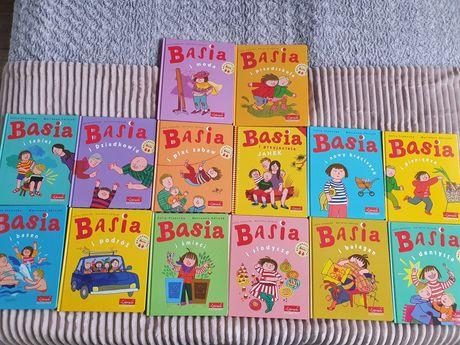 Seria książek Basia 14 książek