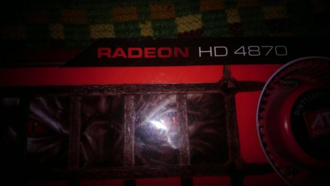 Karta graficzna Giainward ATI Radeon HD 4870(premium graphics)