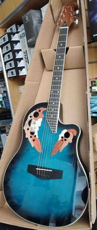 Guitarra Acústica Eletrificada NOVA faço envio