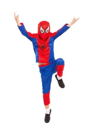 Костюм человека-паука, Спайдермена, Spider man, возр. 3-9 лет