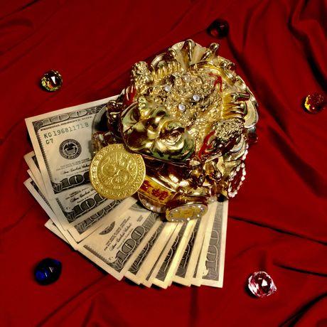 Фэн Шуй привлечение денег . круг энергии ЦИ Медитация+ Подарок