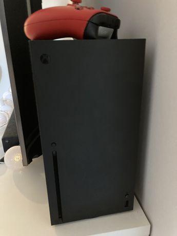 Xbox Series X 2 pady sluchawki gryy