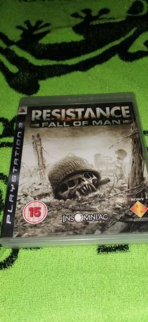 Resistance Fall of Man ps3