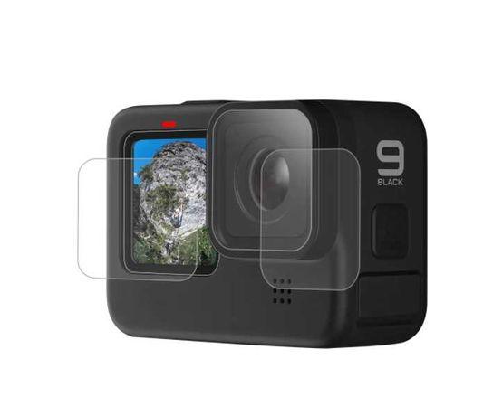 Pelicula GoPro 10 e 9 Black - (x6) - Novo - Portes Grátis
