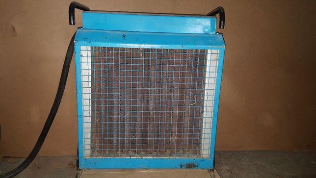 Тепловентилятор обогреватель электрич промышленный 30кВт с доп опциями