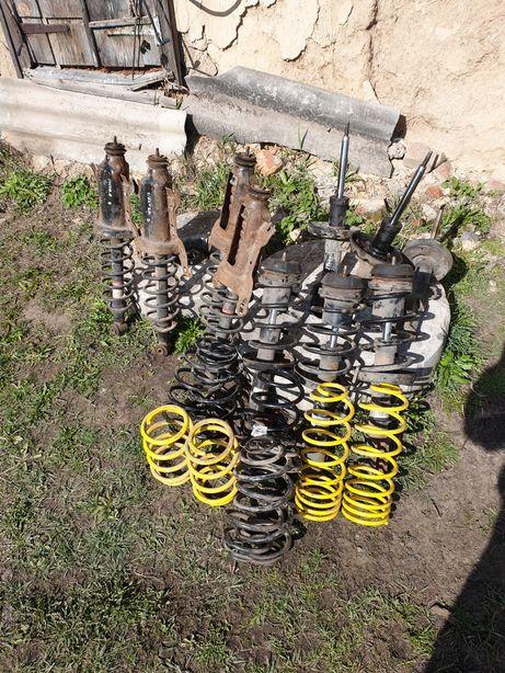 Продам стойки, амортизаторы, шкивы, смесители, замки зажигания, решетк