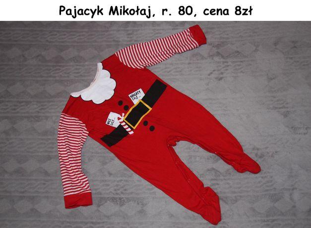 Pajacyk Mikołaj święta r. 80 stan db