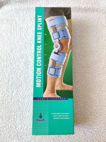 Stabilizator kolana z zegarem Orteza OppO