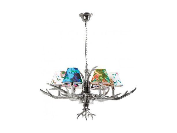Wyjątkowa lampa ANTLER FLOWERS 6 Kare Design, nowa