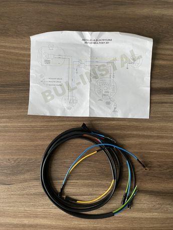 NOWA POLSKA instalacja elektryczna MOTORYNKA PONY 301