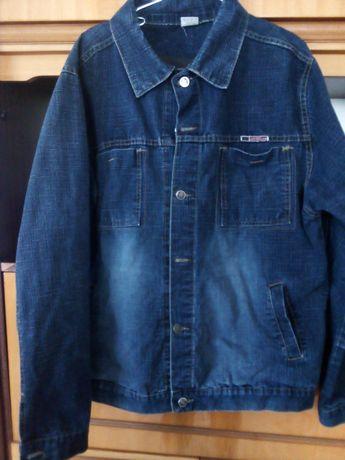 Чоловіча джинсова куртка (мужская джинсовая куртка)