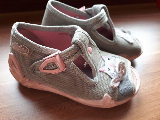 Sandałki, buty befado rozmiar 21. Zdrowa stopa. Oddychająca podeszwa