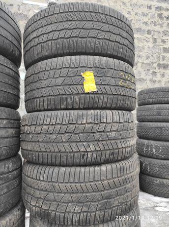 285.45.20 Continental 4шт зима БУ склад шины резина из Европы