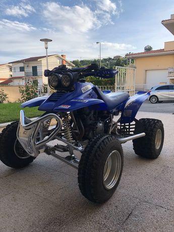 Yamaha Warrior 350 Matrículada