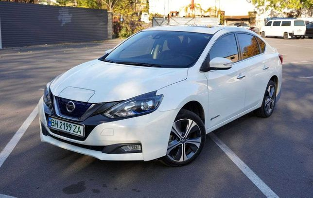 Nissan Sylphy TOP 2018