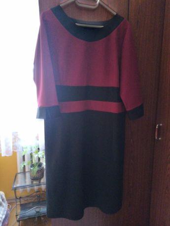 Sukienka 3/4 rękaw