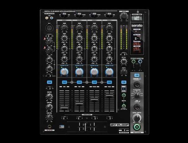 Mikser dj Reloop90dvs + innofader (300zł)