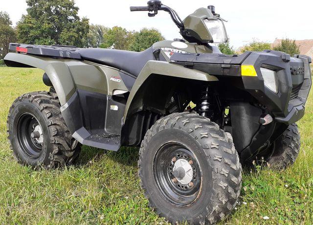 Quad Polaris Sportsman 500 4x4 zarejestrowany z homologacją