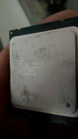 Intel Xeon E5 2640 lga 2011 6ядер 12 ядер