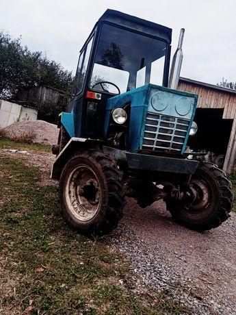 Саморобний трактор 2020