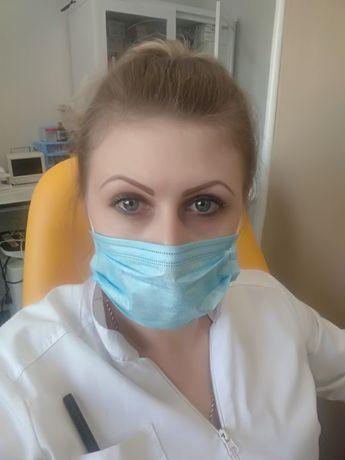 Медсестра на дому.