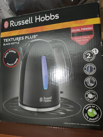 Jarro elétrico Russell Hobbs novo